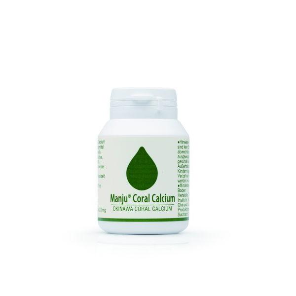 MANJU Coral Calcium 54 g (250 ks)