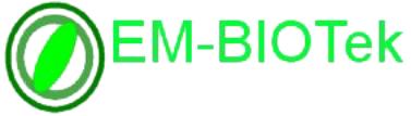 em-biotek shop Werner Zuglauer logo